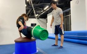 【フィットネスを支援!】Gym Coreプライベートレッスンコース