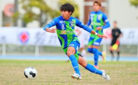 2021シーズン着用ホームユニフォーム海口彦太