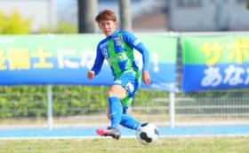 2021シーズン着用ホームユニフォーム田村翔太