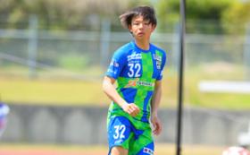 2021シーズン着用ホームユニフォーム紀藤隆翔