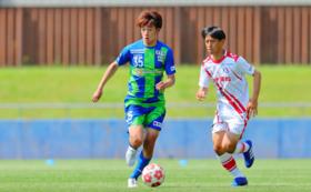 2021シーズン着用ホームユニフォーム上田駿斗