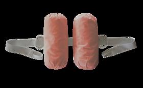 けんちゃん式腰枕1個(枕部分の色:薄いピンク色)リターンで、応援してくださる方。