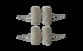 けんちゃん式腰枕2個(枕部分の色:白色)リターンで、応援してくださる方。