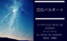 ZIGパスポート20枚