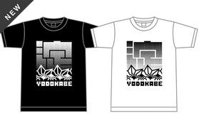 淀壁TEEシャツ(BAKIBAKI)