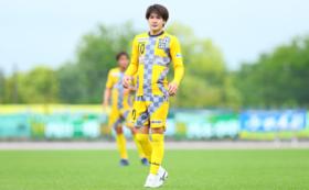 2021シーズン着用アウェイユニフォーム和田篤紀