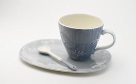 陶工房彩白 カップ&ソーサー