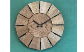 【作家名:吉竹宏泰】木の時計