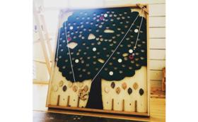 【作家名:吉竹宏泰】オリジナルの木工玩具