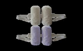 けんちゃん式腰枕2個(枕部分の色:W・BL)リターンで、応援してくださる方。