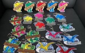 【福井県外の方向け】恐竜ワッペン30,000円コース