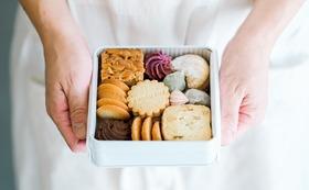 菓子屋shirushi人気のクッキー缶で感謝コース