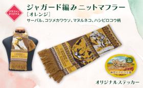 【9/13 NEW】オリジナルマフラーコース[オレンジ]