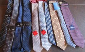 紳士用ネクタイ10本