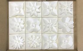 12種のA4サイズの折花セット
