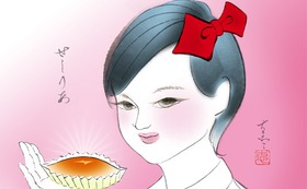 参加Cecilia渡辺老師的恋恋甜食・Sweets in love製菓教室(贈送在家也能簡単製作甜食的烤模和包材1組)