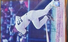 松井秀喜選手サイン入り写真