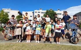 マーチングに取り組む子どもたちにエールを!【お礼のメール・活動報告】5000円コース