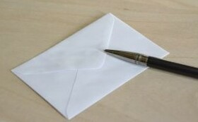 感謝のお手紙と活動報告B
