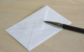 感謝のお手紙と活動報告E