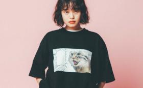 【10/14 NEW】M-1 マヌルネコのうた | ビッグTシャツ