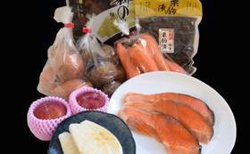 ★仙台朝市の美味しい名産品も届きます!★