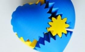 3Dプリンター出力 小物
