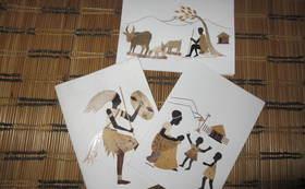 ルワンダの障害者の手作り商品!
