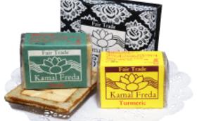 kamal fredaの商品(非加熱石鹸セット)