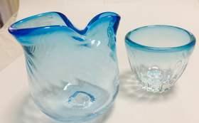 ④ガラス酒器セット(Aセット)