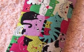 米ぬか温湿布カバー付き完成品+手作りキット+講習