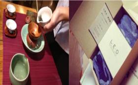 台湾茶葉詰め合わせ&限定ストールの豪華セット