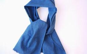 【20セット限定】タイのヘンプと日本伝統正藍染めのコラボ作品をお手元に!