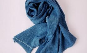 【10セット限定】柔らかなヘンプと正藍染めの魅力を最大限に引き出したコラボ作品
