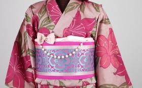 着物・帯・羽織・オリジナルバッグの豪華セット