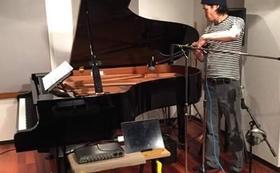 リクエスト曲を1曲レコーディングし、Youtubeで限定配信!