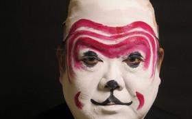 *歌舞伎のお化粧の話や実演を致します*