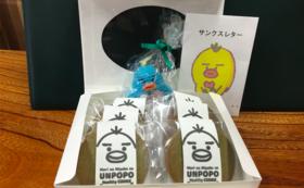 ウンポポくん&特製クッキーセット