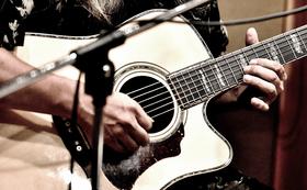 ギター担当「合津征樹」によるギターレッスン!