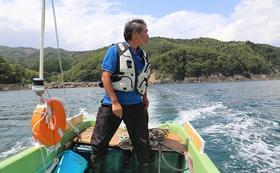 【凄腕漁師さんと一緒に海へ】