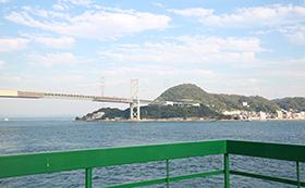 ウズハウスの屋上を貸切に!関門海峡が見渡せるロケーションでパーティーやBBQなどいかがですか?