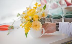 【限定10名様】一緒にお花屋さんで働く、1日スタッフ体験