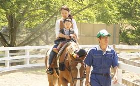【親子ペア料金】9月11日★日帰り企画!乗馬体験等に参加!