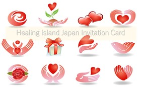サポートメンバー登録。セラピー体験ご招待券10000円相当 お礼カード