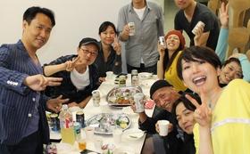 アフターパーティーにご招待!+イベント出演アーティストのジャズCD・写真集「豪花」