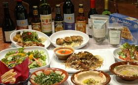 中東料理 お食事券