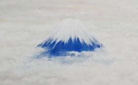 【数量限定1個】F20日本画作品「彩雲」1点