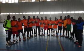 ご支援が全て、ザンビアチームのために使われます。