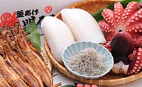 ◆明石の海産物セットをお届け◆