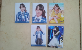 SNH48唐安琪生写真5枚セット